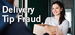 Delivery Tip Fraud