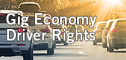 Gig Economy Driver Rights