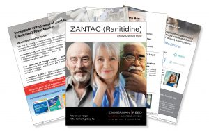 Zantac Information Packet